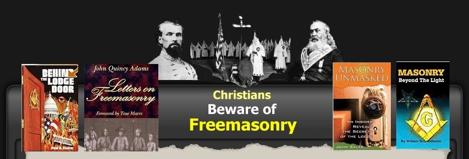 beware of freemasonry