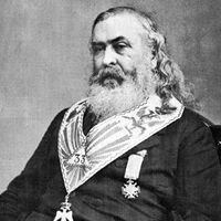 albert pike and Paladin degree of masonry