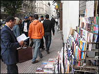 Cairo bookstall