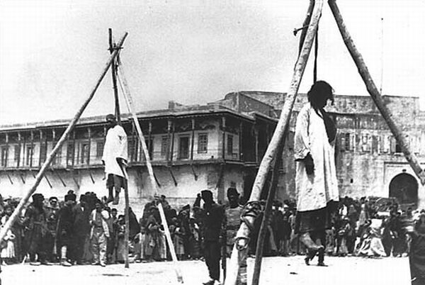 April 24th 1915 is commemorated worldwide by armenians as genocide