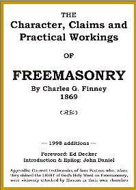 Charles Finney on Freemasonry