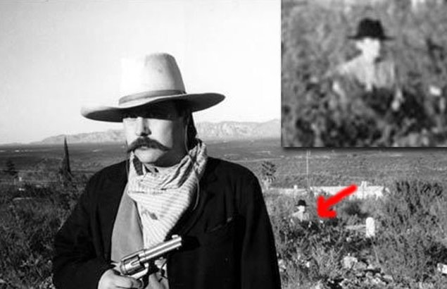 Boothill ghost