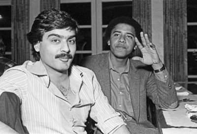 Obama's roomate