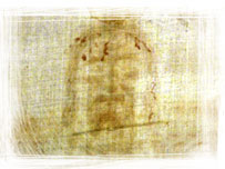 Sroud of Turin face of Jesus Christ
